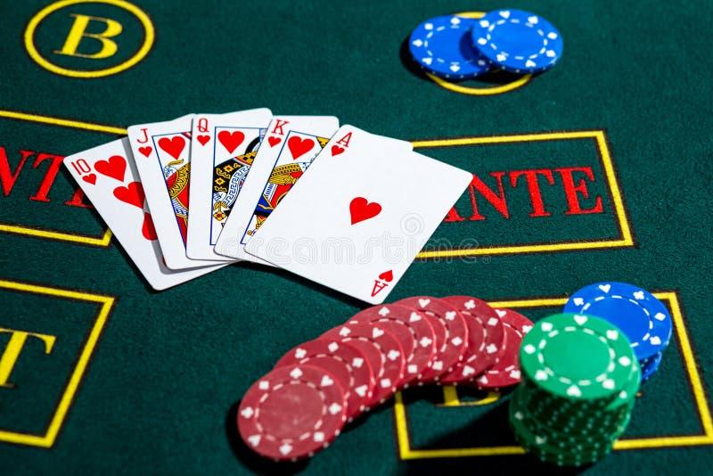 Play poker offline