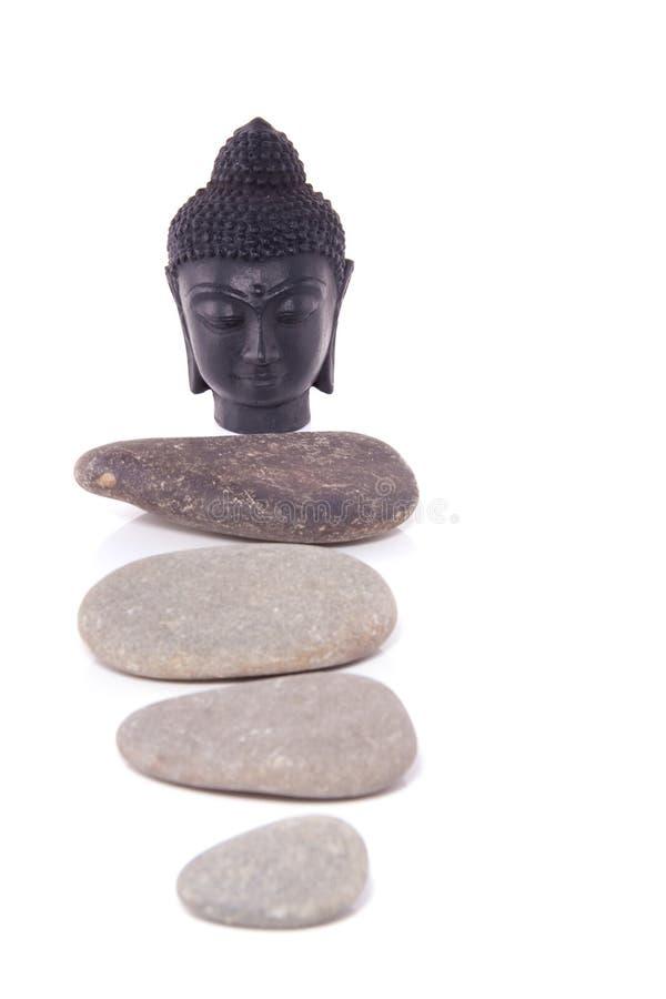 pokojowa Buddha statua zdjęcia royalty free
