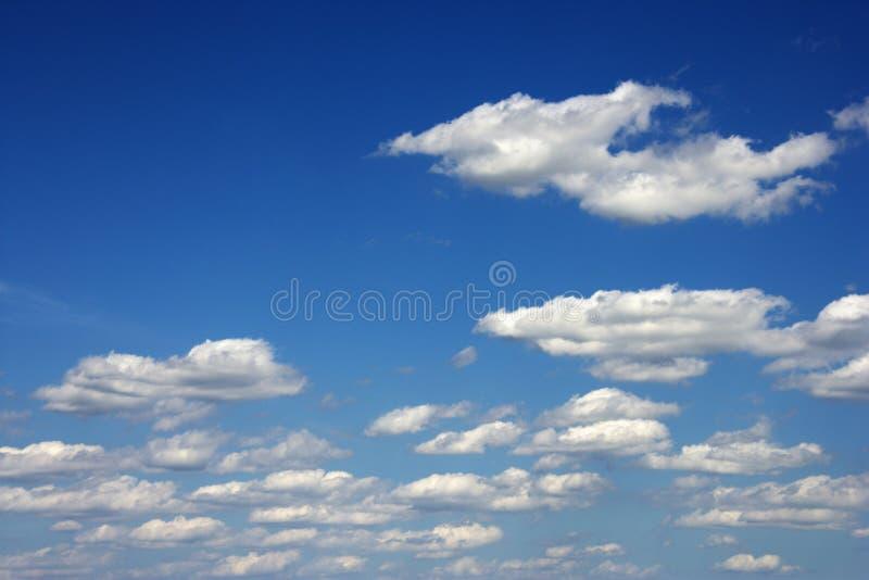 pokojowe chmury zdjęcie stock