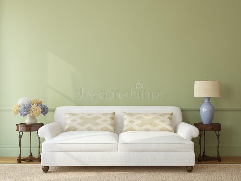 Pokoju wnętrze. ilustracja wektor