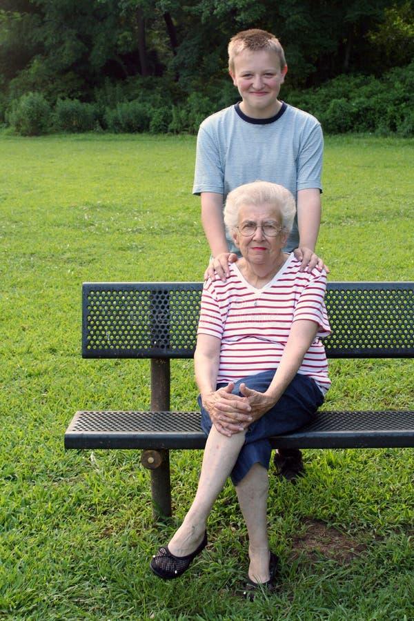 pokolenie portret zdjęcia royalty free