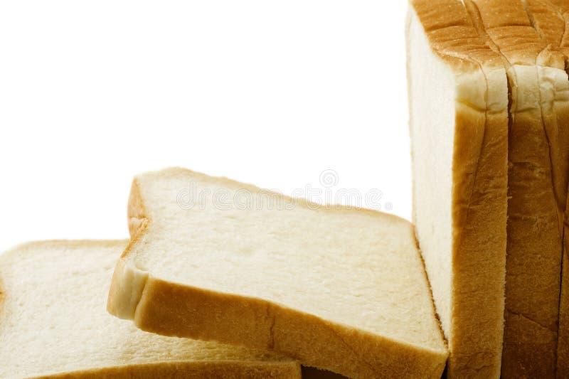 Pokrojony prosty chleb zdjęcia stock