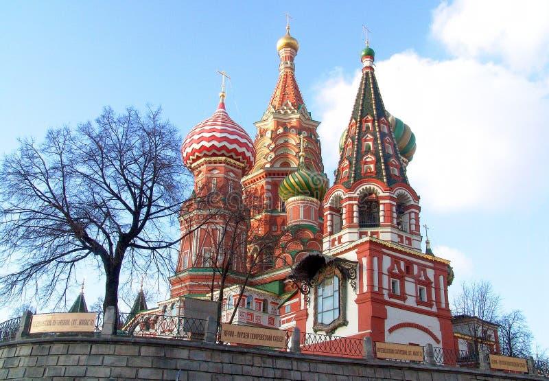 Pokrovsky una cattedrale. fotografia stock