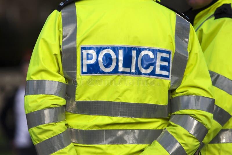 Polícia imagem de stock