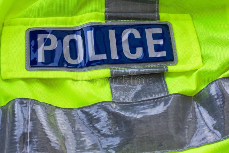 A Polícia Badge Fotos de Stock Royalty Free
