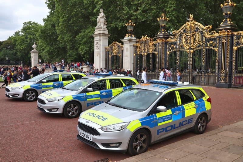 Polícia metropolitana de Londres fotos de stock royalty free