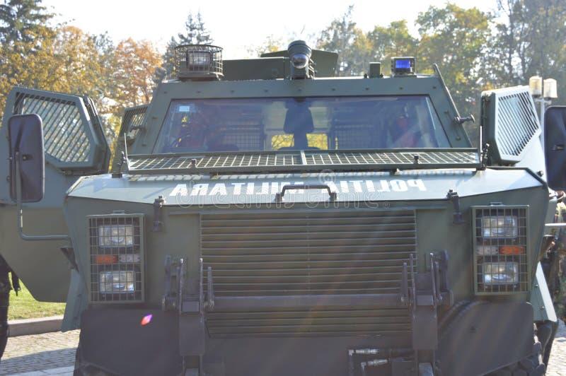 Polícia militar fotografia de stock royalty free