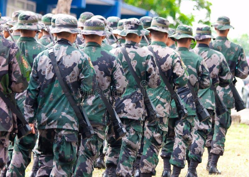 Polícia nacional filipino imagens de stock