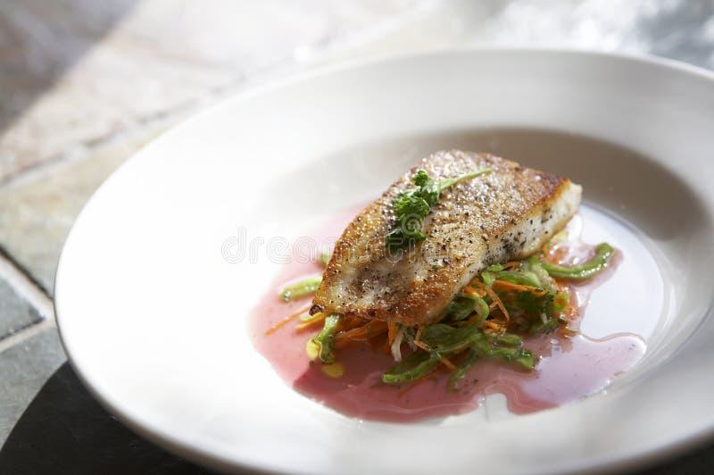 polędwicowa ryba zdjęcie royalty free
