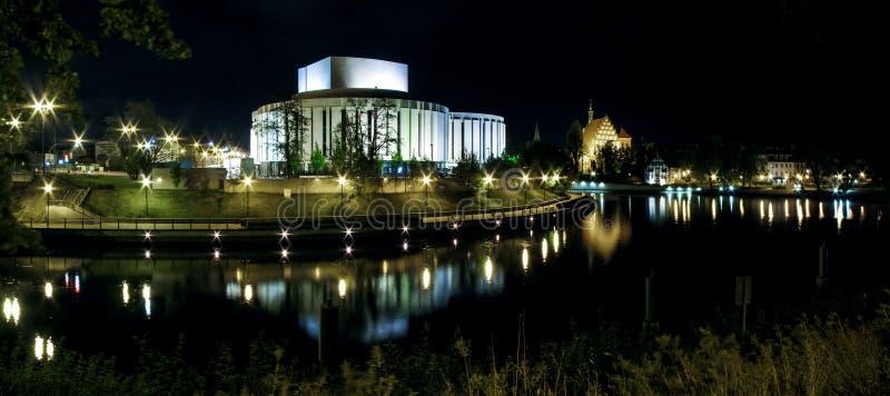 Polônia, Bydgoszcz fotografia de stock royalty free