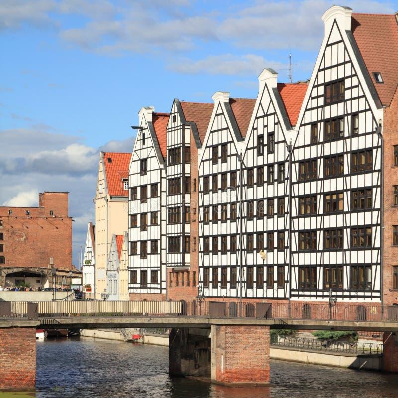 Polônia - Gdansk imagens de stock royalty free