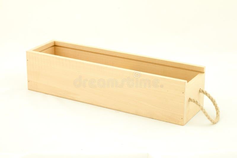 pola puste drewna zdjęcie stock