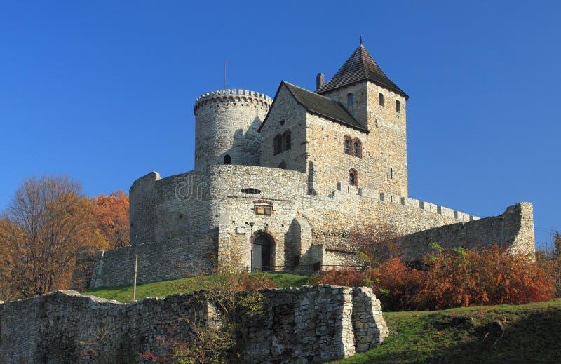 Poland - Bedzin imagem de stock royalty free