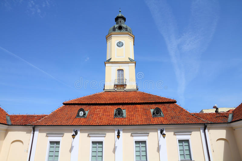 Download Poland - Bialystok stock photo. Image of architecture - 23048324