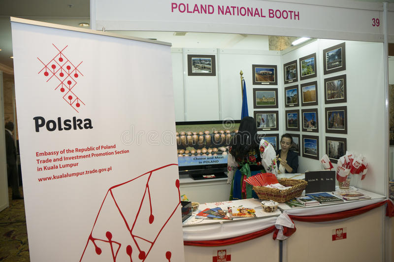 Poland Booth