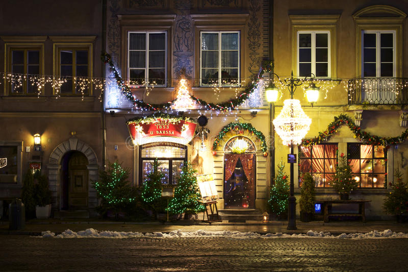 Download Poland: Cozy Restaurant In Warsaw Editorial Image - Image of city, historical: 23266910