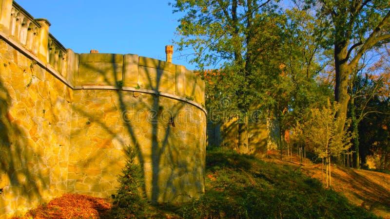 poland Europa 1 Turismo 2019 in montagne sul percorso della montagna Natura in montagne all'autunno - Immagine fotografie stock libere da diritti