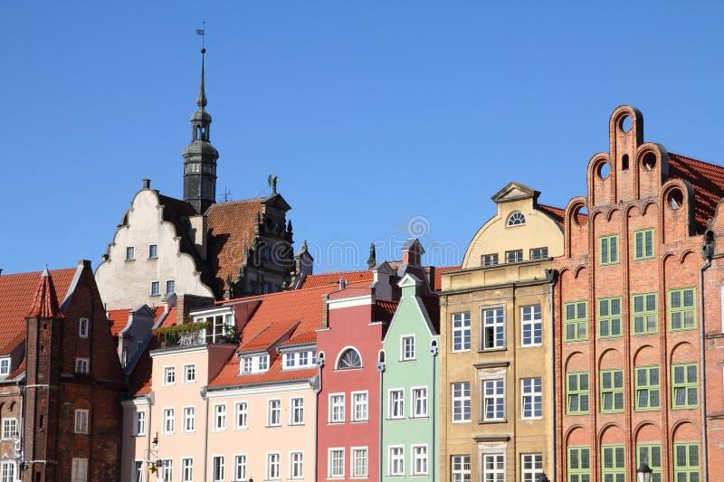 Poland - Gdansk Royalty Free Stock Photography