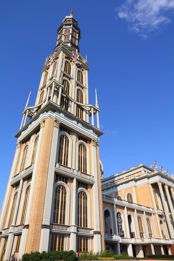 Download Poland - Lichen stock photo. Image of architecture, european - 25767652
