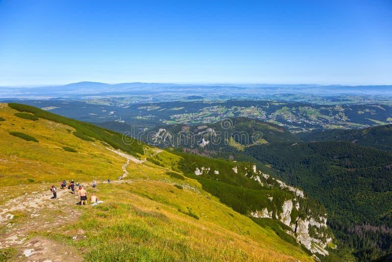Poland Mountains Editorial Photo