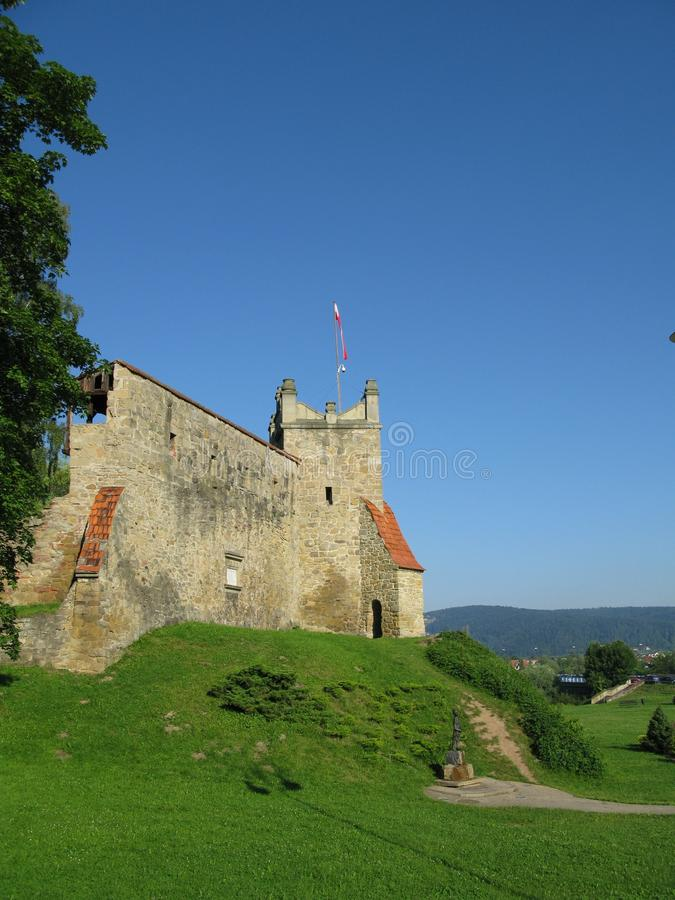 Free Poland, Nowy Sacz Fortress Stock Photography - 15587412