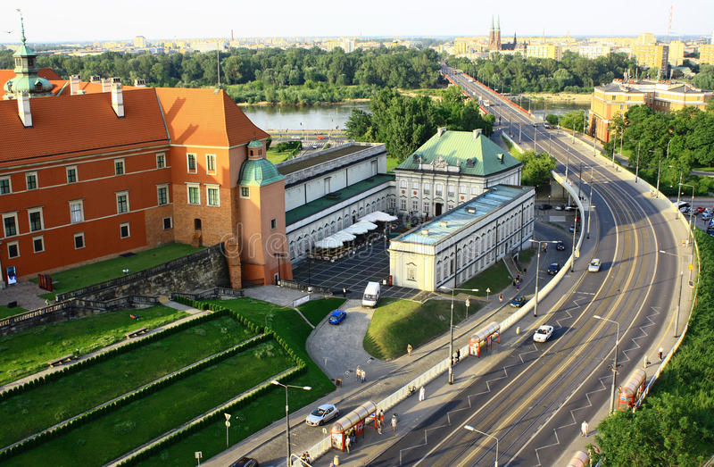 Download Poland. Warsaw. stock image. Image of cityscape, poland - 27090527