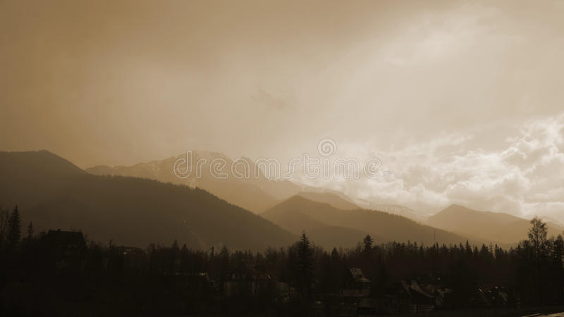 poland Zakopane Tatras photos stock