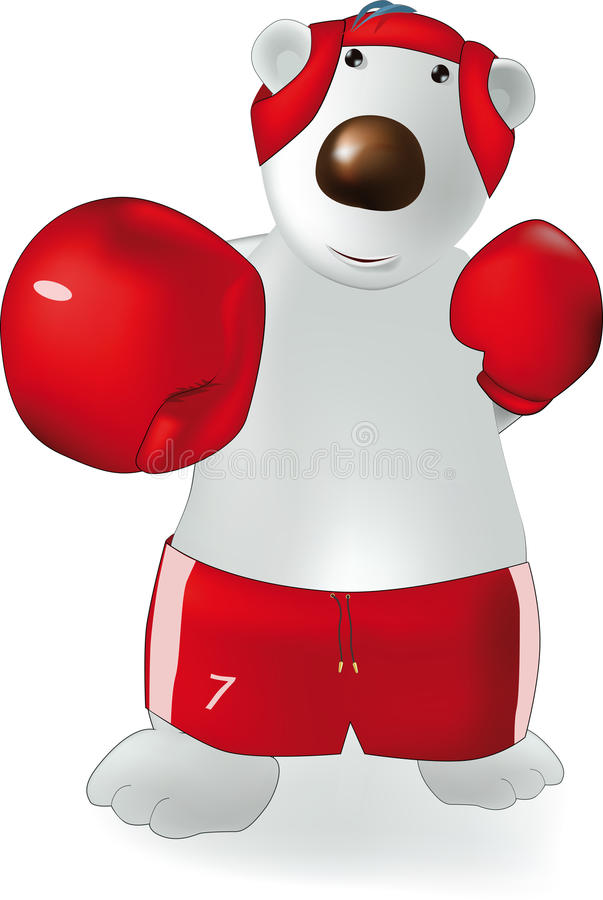polar björn royaltyfri illustrationer