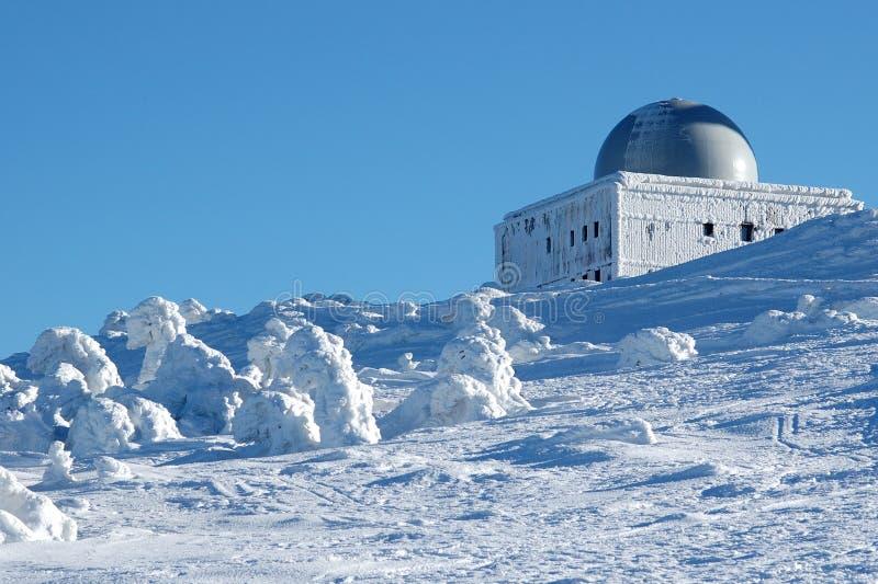 Polares Beobachtungsgremium lizenzfreie stockbilder