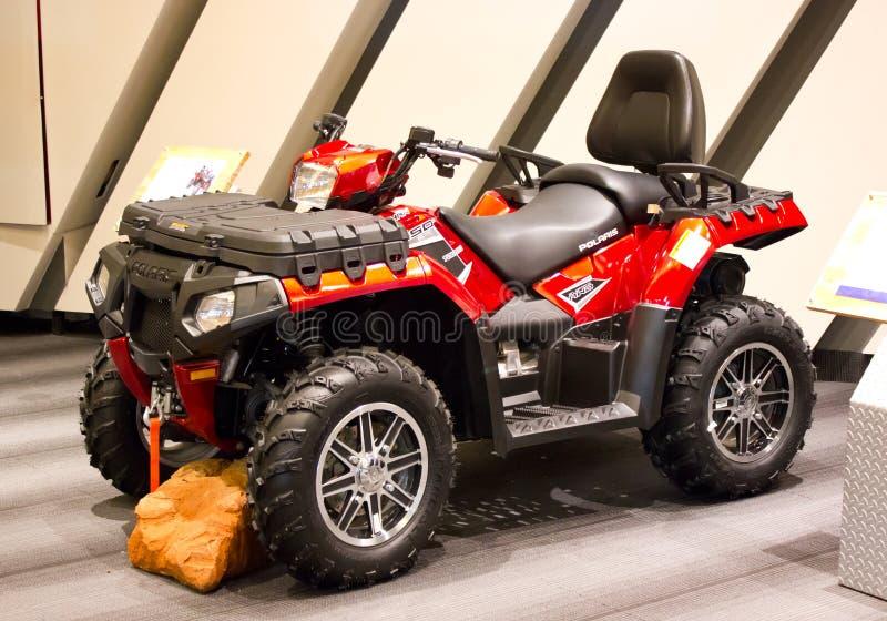 Polaris ATV. fotografia royalty free
