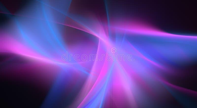 Polaris dell'aurora illustrazione vettoriale