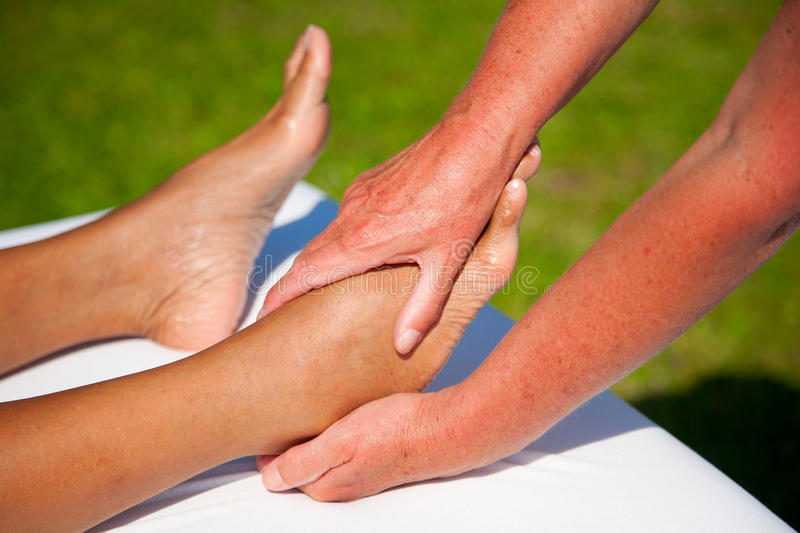 Download Polarity Massage Royalty Free Stock Image - Image: 27079716