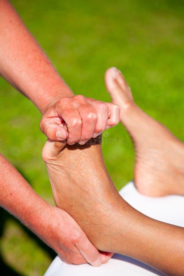 Download Polarity Massage Stock Image - Image: 27080161
