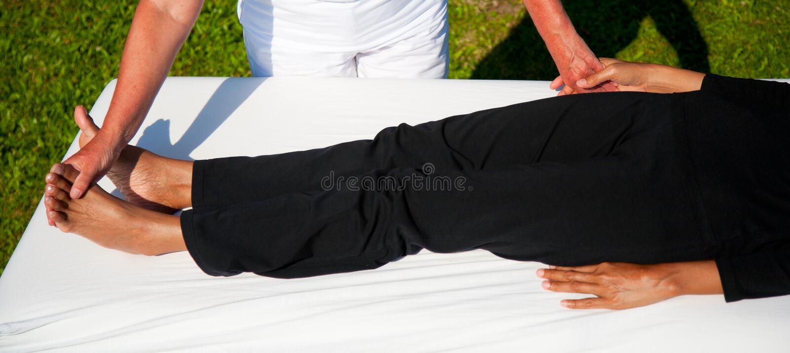 Download Polarity Massage Stock Images - Image: 27101854