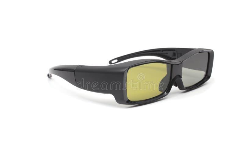 Polarized 3D Glasses Royalty Free Stock Image