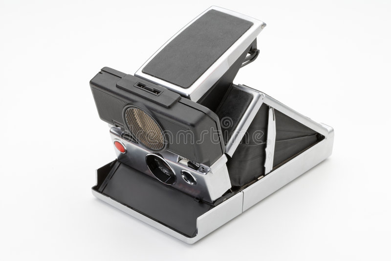 Polaroid royalty free stock photo