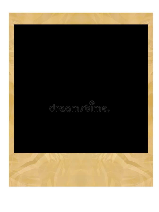 Polaroid ilustracja wektor