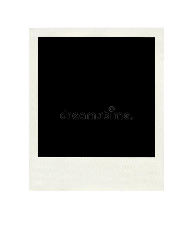 Polaroid ilustração do vetor