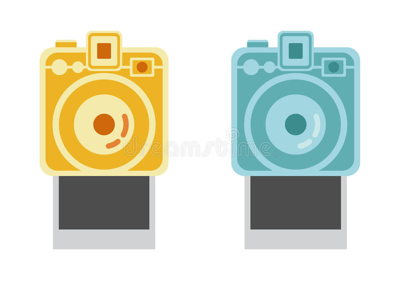 polaroid camera and frame vintage camera vector polaroid vector rh dreamstime com polaroid vectoriel polaroid vector free download