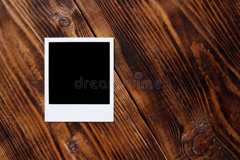 Polaroid fotografii natychmiastowa rama fotografia royalty free