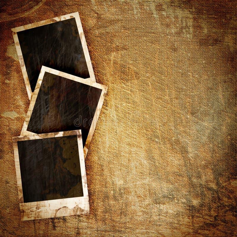 Free Polaroid Frame On Grunge Royalty Free Stock Photo - 13399375