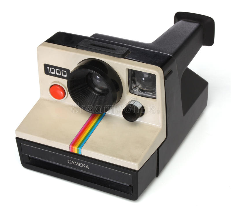 Download Polaroid instant camera editorial photography. Image of revival - 9459492