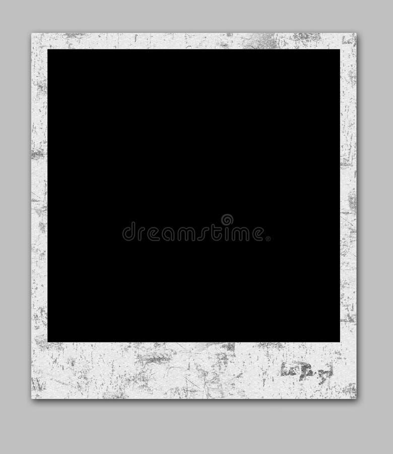 Polaroid Photo Frame Stock Photography