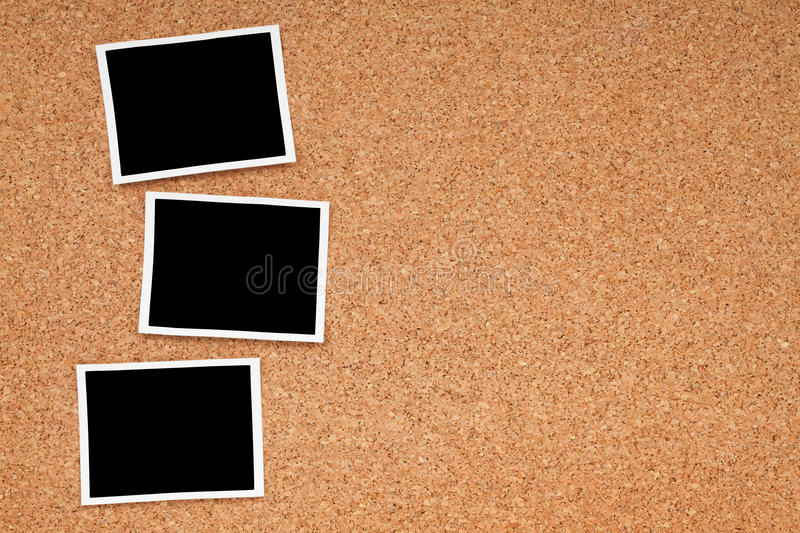 Polaroid photo frames royalty free stock images