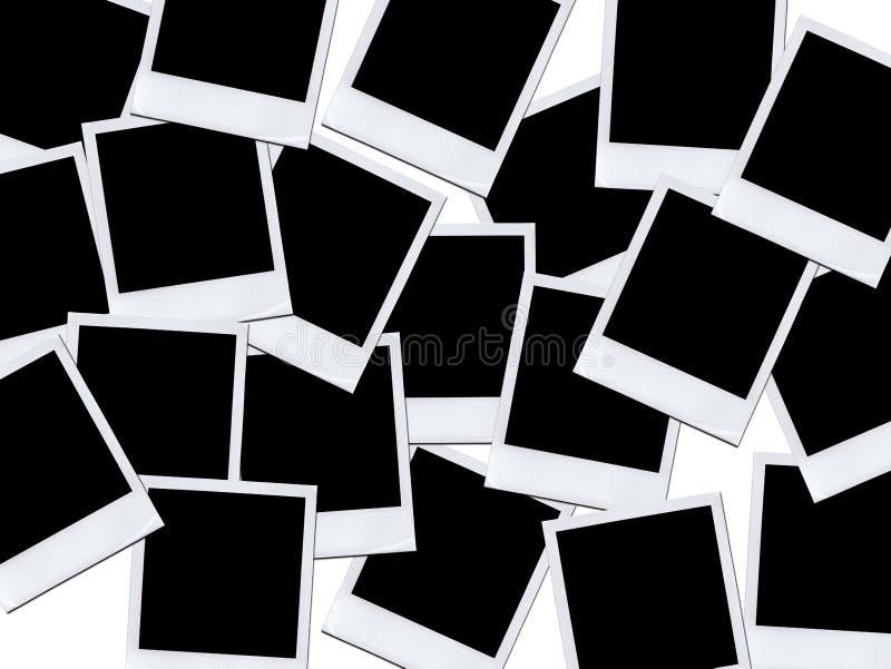 polaroids ελεύθερη απεικόνιση δικαιώματος