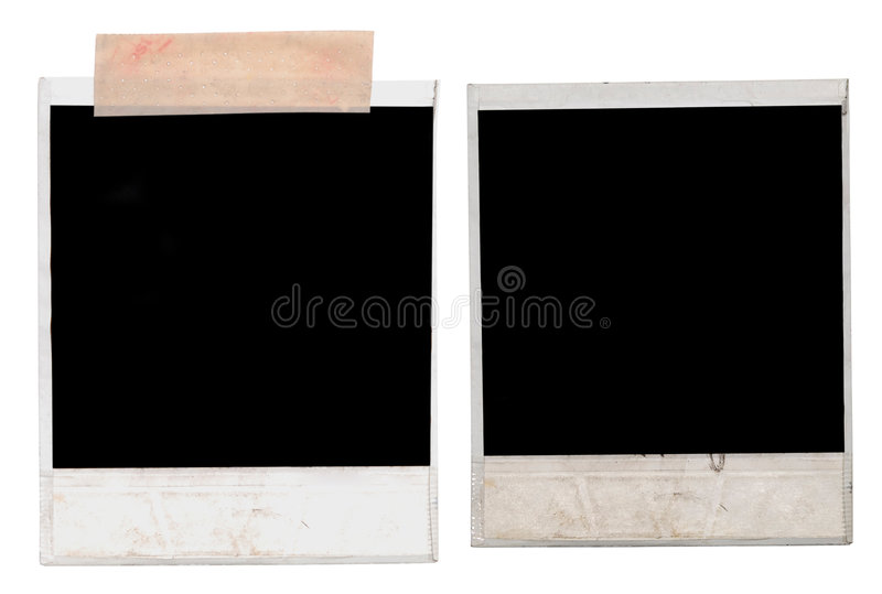 polaroids στοκ εικόνα με δικαίωμα ελεύθερης χρήσης