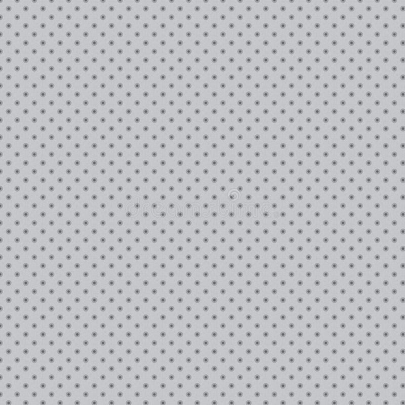 Polca Dot Pattern ilustração royalty free