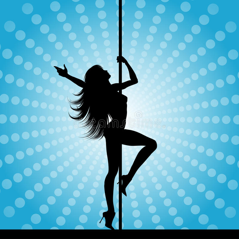 Download Pole Dancer Stock Photos - Image: 14397193