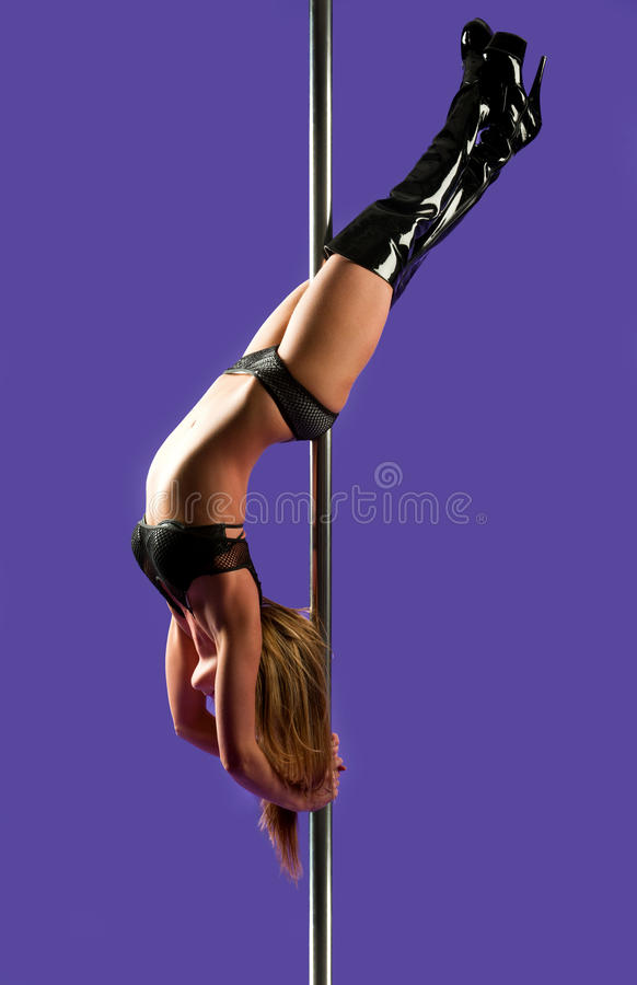 Download Pole dancer stock image. Image of babe, fluttering, perfect - 23580355