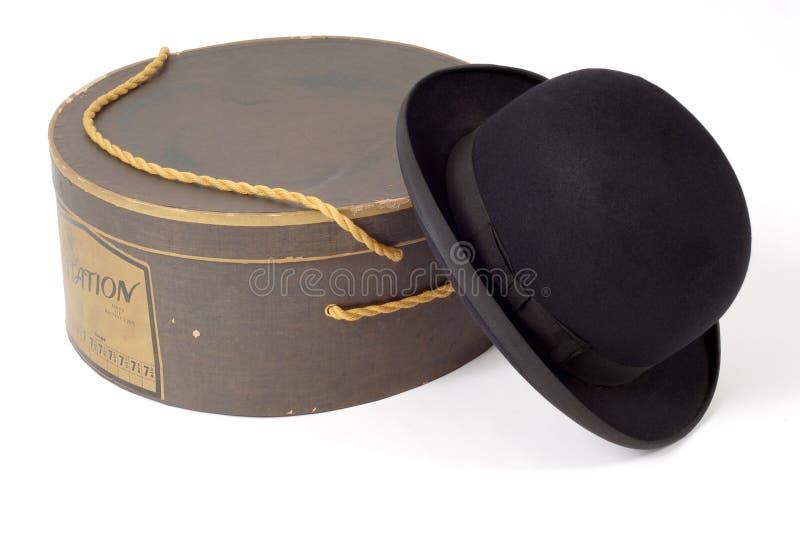 pole Derby stary kapelusz zdjęcia royalty free